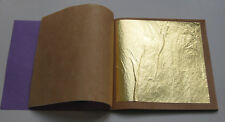 25 Sheets (1,36 €/ Sheet) Leaf Gold Ducats Double Gold 23 Carat Loose, Gold