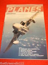 PLANES - DATWYLER SWISS TRAINER - JAN 1985