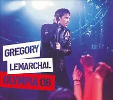 Olympia '06 by Grégory Lemarchal (CD, Oct-2006, Mercury)