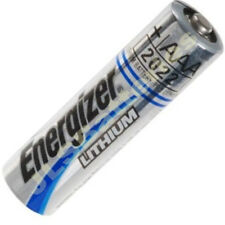 4 X ENERGIZER ultimate Lithium AA  Digital Camera Batteries DATED 2026