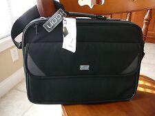 Black Laptop Briefcase Fits 15.4 Laptops