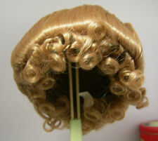 Amber Doll Wig Blonde Size 14-15