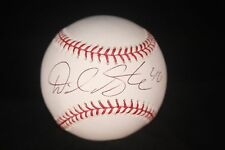 DAVID STREMME AUTOGRAPHED BASEBALL CDW CERTIFIED