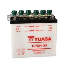 BATTERIA YUASA 12N24-3A 74 DUCATI SPORT DESMO (AVV.ELETTRICO) 750 06.52433 12V/2