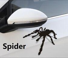 Funny Cool Spider Car Badge Decal Van Emblem Bumper JDM DUB Vinyl Sticker 3D