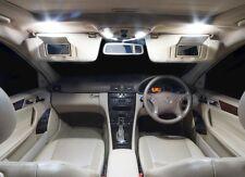 Mercedes W203 Full LED Interior Kit Bright 5730 SMD Bulbs White Error Free