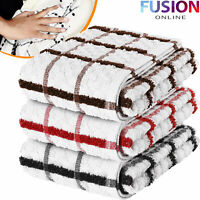 Large Tea Towels Dish Cloths Cleaning Kitchen Towel Drying 100% Egyptian Cotton