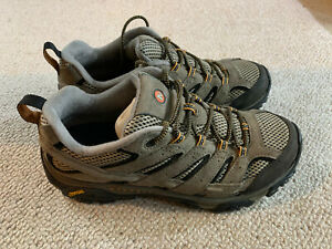 Merrell Moab 2 Ventilator men's trainers | brown/black | size 10 | Boxed