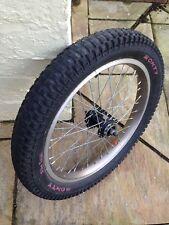 "Monty Bike Trials World Champion Rear 19"" Disc Compatible Wheel + Tyre - Un Used"