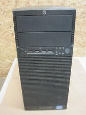 HP ProLiant ML110 G7 1x Xeon E3-1230  4x3.2GHz 16GB  DDR3  1TB PSU 350watt