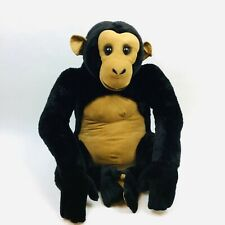 Melissa & Doug Ape Monkey Realistic Plush Stuffed Animal Large