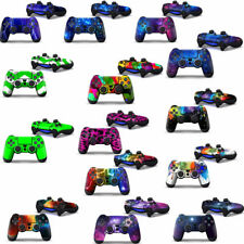Vinyl Skin Stickers Decal FOR PS4 Dualshock Controller -14 designs