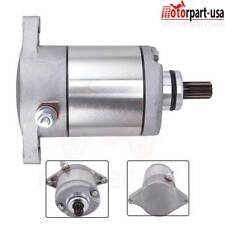 Starter Motor For SUZUKI King Quad 400 Eiger 400 LTF400 LTA400 02-14 31100-38F00