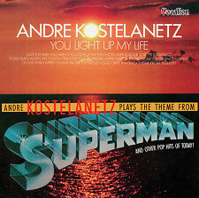 Andre Kostelanetz - You Light Up My Life & Superman and other Hits of Today!