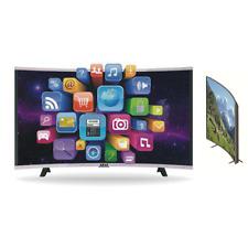 "Akai CTV3226T Televisore SMART TV LED Curvo 32"" HD Ready"