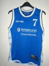 Braunschweiger Bg Spalding basketball vest shirt number 7 germany