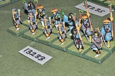 25mm japanese clan wars RPG 12 figures  (13233)