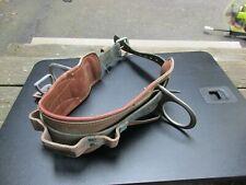Bell Systems Linenans Belt Buckingham Sz 35 42