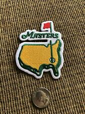 Masters Golf  Iron On Patch Free Shipping