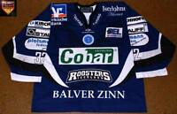 Iserlohn Roosters * 08/09 * No. 32 * David Sulkovsky * home/blue * 12 games *