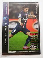 Panini 2014-15 WCCF IC carte card soccer PSG Paris A 047/147 Edinson Cavani