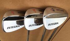 NEW WEDGE SET 50* 54* 60* AW SW LW Golf WEDGES Gap Sand Lob Regular STEEL