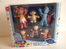 In The Night Garden 6 Character Gift Pack New Boxed Set. 6 Piece Figure Pack