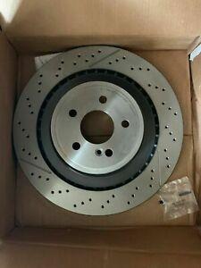 Mercedes Benz AMG - Rear Brake Discs - SL63 / E63 / CLS63 / C63 - G63 - BREMBO