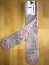 SmartWool Premium Broadmoore Marl Boot Socks –Woodrose, Casual Dress – Women MED