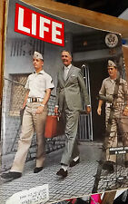 Vintage MARCH 20, 1964 LIFE Magazine w/ Ambass. Lodge in Saigon on Cover 128pp