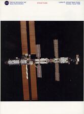 Photo Nasa Johnson Space Center Houston Texas Mars 2001