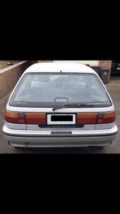 Toyota Corolla Ae92 Csi or Gti Taillights or Rear Garnish Suit 1989-1994 GENUINE