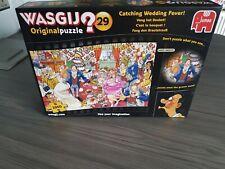 WASGIJ?29 Original Puzzle Catching Wedding Fever 1000 Pieces