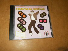 CD (RRR 1005) - various artists - TEENAGERS FOREVER Vol 1