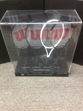 Roger Federer Limited Edition Mini Tennis Racket Set #619 / 1000