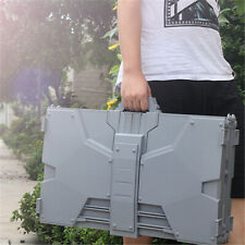 Marvel Avengers Iron Man 2 Tony Stark MK5 Portable Armor Suitcase 3DP Props