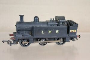 TRIANG R52 SPARES REPAIR KIT BUILT LMS 0-6-0 JINTY CLASS 1F LOCOMOTIVE 1708 nw