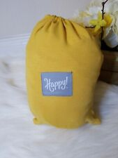 Slightly used Happy light weight Baby sling Wrap Magnolia Yellow