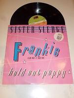 "SISTER SLEDGE - Frankie - 1985 UK 4-track 12"" vinyl single"