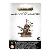 Warlock Bombardier Skaven Blister Warhammer AOS NIB