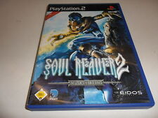 PLAYSTATION 2 PS 2 legacy of kain-Soul Reaver 2