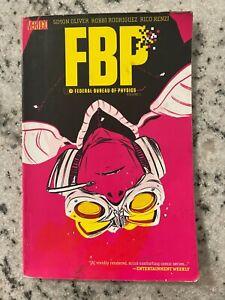 FBP Federal Bureau Of Physics Vol 1 DC Vertigo Comic Book Graphic Novel J590