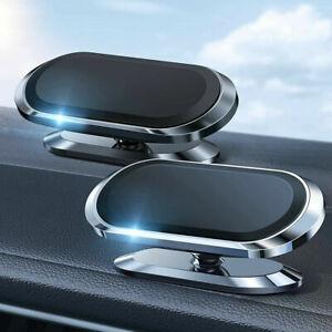 Universal Magnetic Car Mobile Phone Holder Dashboard Mount 360° Rotating