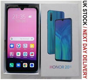 Honor 20e - 64GB - Blue (Unlocked) (Dual SIM) UK Version SIM FREE