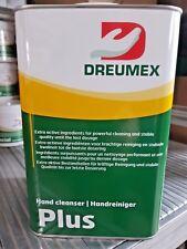 Dreumex Plus Gelb 4,5 ltr. Dose Handwaschpaste Gel Handreiniger