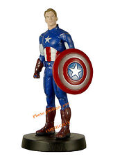 CAPTAIN AMERICA resin metallic figure of the ADVENGERS movies Marvel figuren NEW