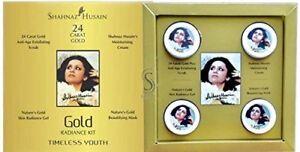 Shahnz Hussain 24 Carat Gold Facial Kit Original (Free shipping worldwide)