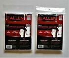 Field Dressing Gloves Allen® Latex Wrist & Shoulder Length Double Pack 4 Pair