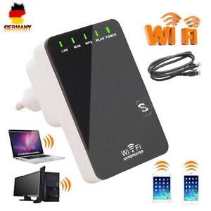 WIFI Repeater Mini Router AP WLAN 802.11b/g/n Wireless Verstärker Extender 2.4G