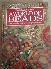 A World Of Beads Book - Barbara Case